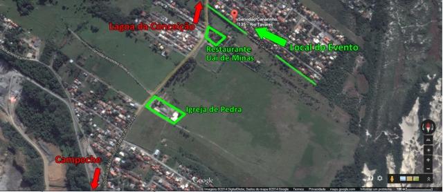 Mapa Moreto